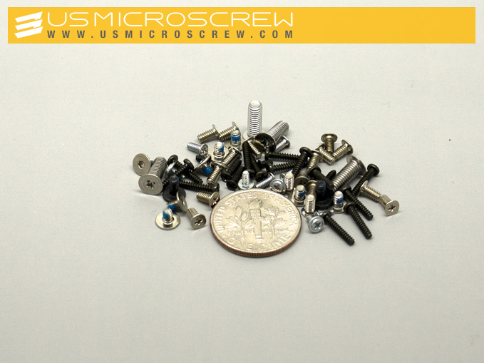 micro machine screws