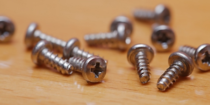 A Brief History of Screws