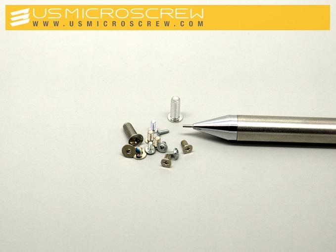 Custom Micro Screws & Miniature Screws | US Micro Screw